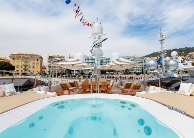 yachtingline-girasole-umbrellas-sundeck-inox-Baron-Trenck-Yacht-3